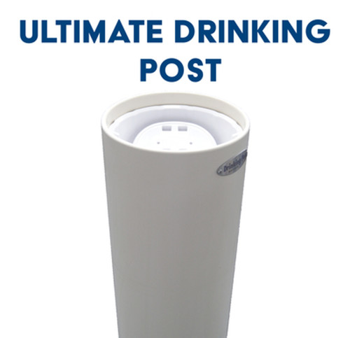 The Ultimate Drinking Post Waterer