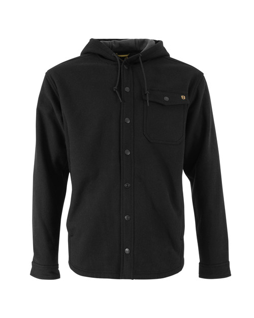 Noble Outfitters Mens Shirt Jacket