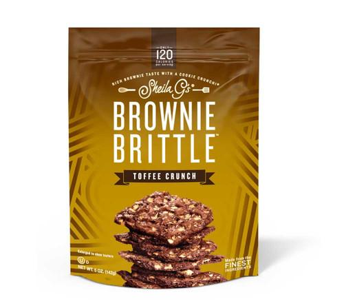 Sheila G's Brownie Brittle Toffee Crunch- 5oz
