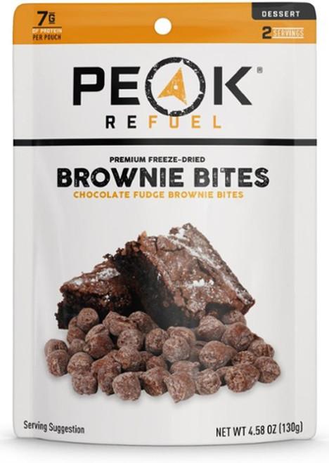 Peak ReFuel Fudge Brownie Bites