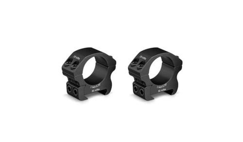 "Vortex Optics Pro Series 1"" Rings- Medium Height"