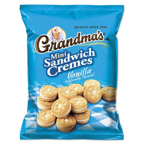 Grandma's Mini Sandwich Cremes- Vanilla