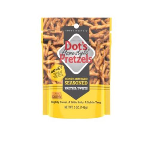 Dot's Homestyle Pretzels- Honey Mustard Seasoned 5oz