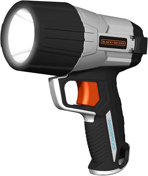 Black & Decker 500 Lumens Waterproof 5W LED Spotlight