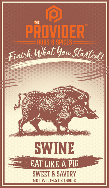 Provider Rubs & Spices- Swine