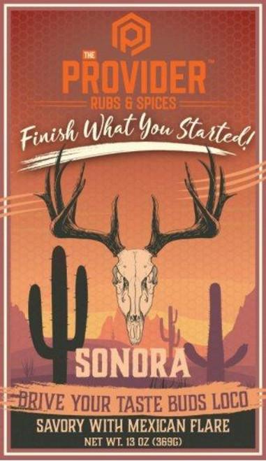 Provider Rubs & Spices- Sonora