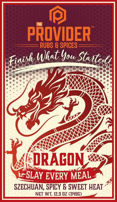 Provider Rubs & Spices- Dragon