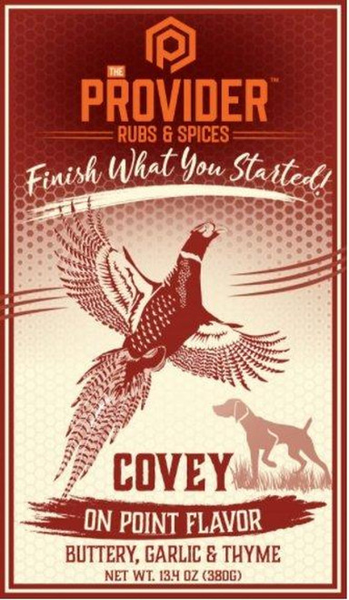 Provider Rubs & Spices- Covey