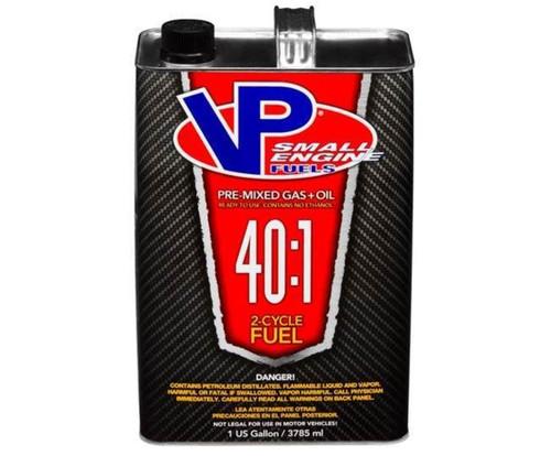 VP Racing Fuels 40:1 Premixed Small Engine Fuel- 1 Gallon