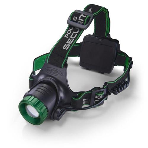 Police Security Blackout-R Headlamp