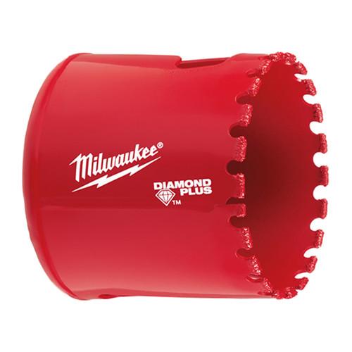 """Milwaukee Diamond Plus 1-1/2"""" Hole Saw"""