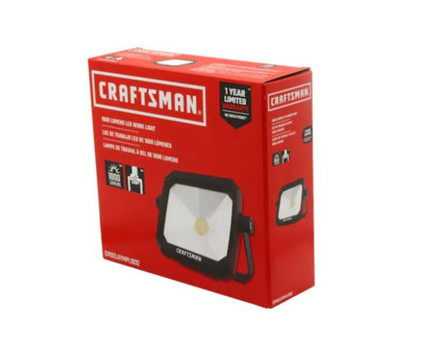 Craftsman 1000-Lumen LED Portable Work Light