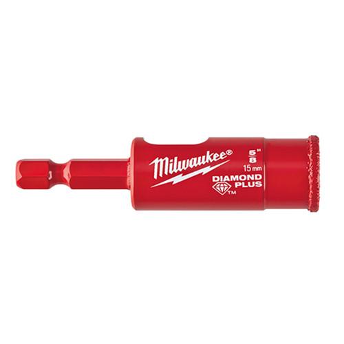 """Milwaukee Diamond Plus 5/8"""" Hole Saw"""
