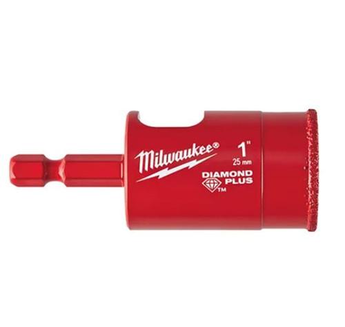 """Milwaukee Diamond Plus 1"""" Hole Saw"""