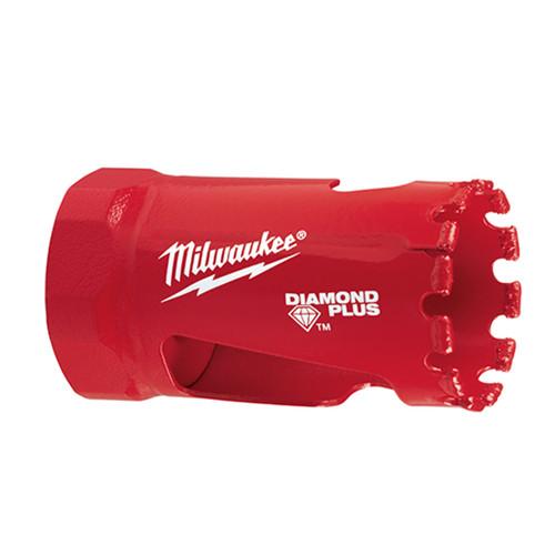 """Milwaukee Diamond Plus 1-1/8"""" Hole Saw"""