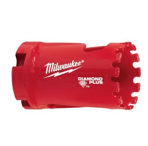 """Milwaukee Diamond Plus 1-1/4"""" Hole Saw"""