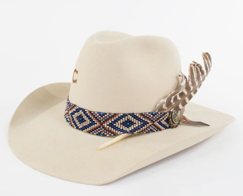 Charlie 1 Horse Womens Old Hag Felt Hat