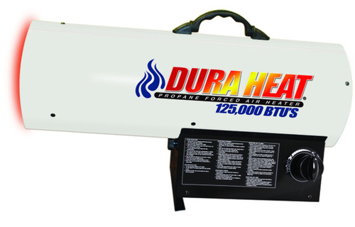 Dura Heat 70-125K BTU Forced Air Propane LP Heater