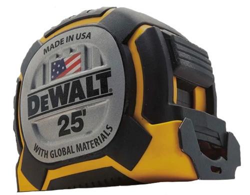 "DeWALT 25' X 1-1/4"" Next Gen Premium Tape Measure"