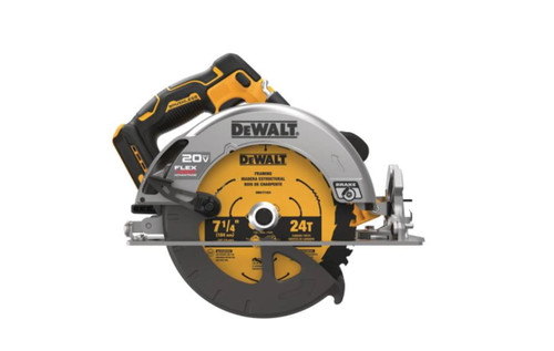 "DeWALT 20V Max Cordless Brushless 7-1/4"" Circular Saw- Tool Only"