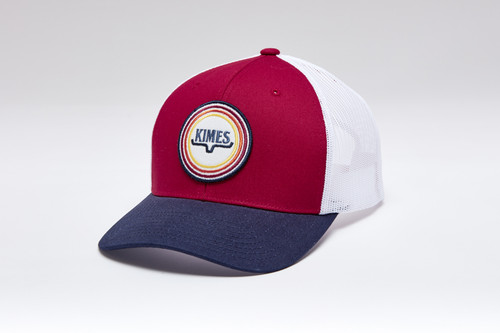 Kimes Ranch Mens Embroidered Sonic Patch Cap