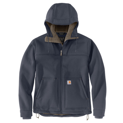 Carhartt Mens Super Dux Relaxed Fit Sherpa-Lined Active Jacket