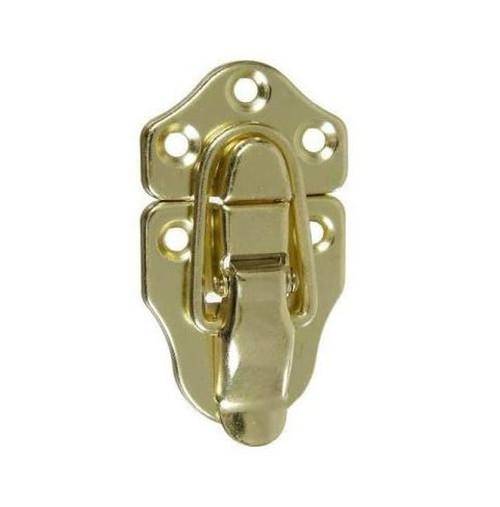 National Hardware Brass Drawer Catch