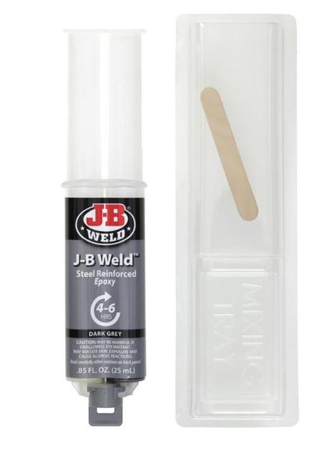 JB Weld Original Cold Weld 2-Part Epoxy Syringe