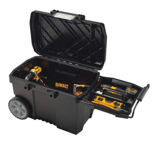 DeWALT 25 in. 15 Gallon Mobile Tool Box
