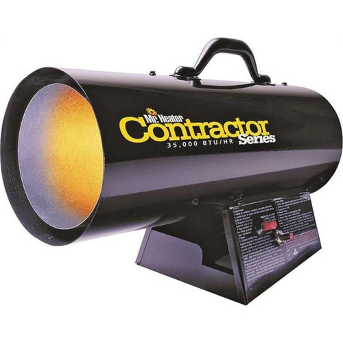 Mr Heater Forced Air Heater 800 Square Feet