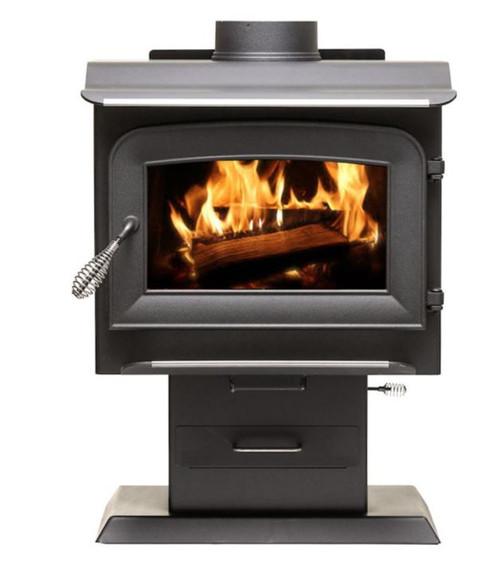 US Stove 1,200 sq. ft. Wood Burning Stove