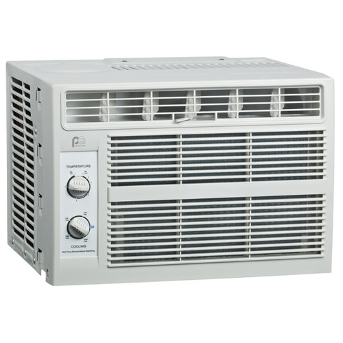 Perfect Aire? 5,000 BTU Window Air Conditioner with Mechanical Controls