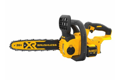 DeWALT 20V MAX* XR Compact 12 IN.Cordless Chainsaw (Tool Only)
