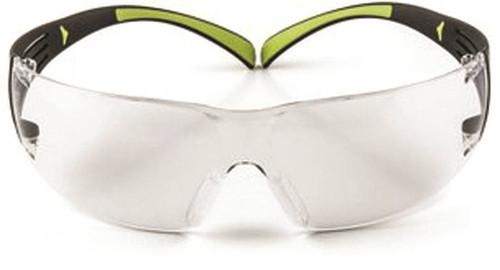 3M Safety Glasses, Indoor, Clear Lens