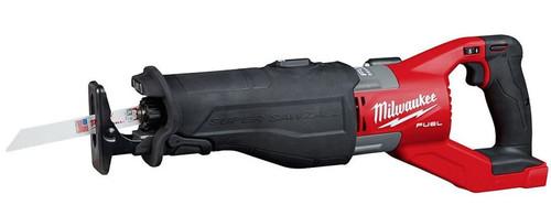Milwaukee M18 Lithium-Ion Brushless Cordless Super Sawzall - Tool Only