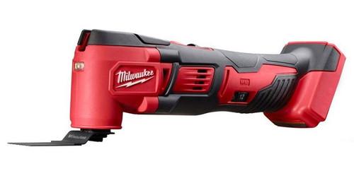 Milwaukee M18 Lithium-Ion Cordless Oscillating Multi-Tool - Tool Only