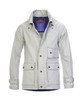 LT GRAY is has a special tint making this light colored jacket to stand out. Its neutral shade can be worn with all colors dark & light, also enhancing  any patterns and textures. All unlined jackets are great with shorts in warm weather.