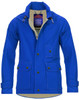 BLUE Apply all the benefits of our Blue jacket and add a touch of color with a yellow contrast velcro. many of our customers prefer to add a bit of color making this a popular model.