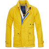 Yellow is as classic as Navy and Fawn except, think boats - think yellow jacket! One of our most classic jackets.For many years yellow has been the #1 sailing & boating color.