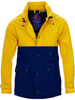YELLOW CHEST & BACK - CLASSIC NAVY COLOR BLOCKED BOTTOM