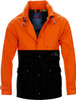 This is a strikingly strong great jacket! I have one myself and love it! Bert