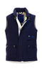 NAVY is our most classic color in every model of jackets and vests.