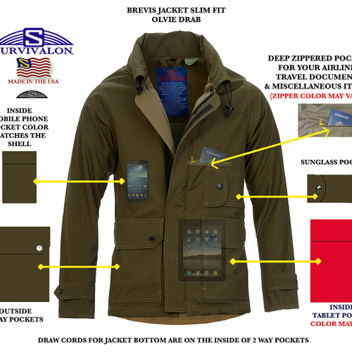 Why is SURVIVALON outerwear so highly recommendes?