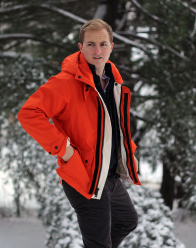 When the first snow begins, wind builds up, and you are outdoors,  a functional shell can make all the difference fun or brrrrr!