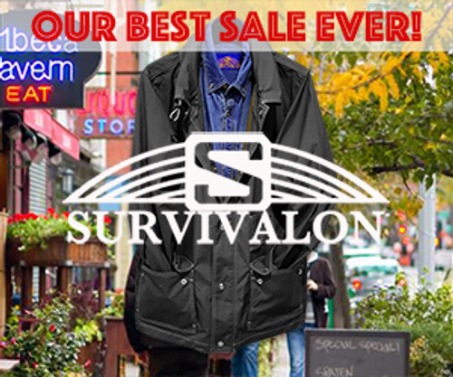 Labor Day is around the corner, add that jacket or vest while the sale is on. http://survivalon-llc.com, https://survivalon-llc.com/knox-jackets-2/