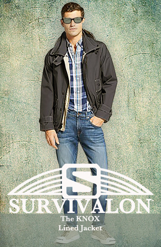 If you appreciate honest quality in men's clothing, where do you search for your your outerwear jackets & shirts?
