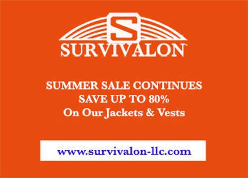 Warn weather windbreakers are perfect for early mornings and evenings, check out this up to 80% savings during the summer sale days. https://www.survivalon-llc.com/grant-unlined-windbreaker-colors/