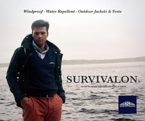 Why we restarted Survivalon® outerwear