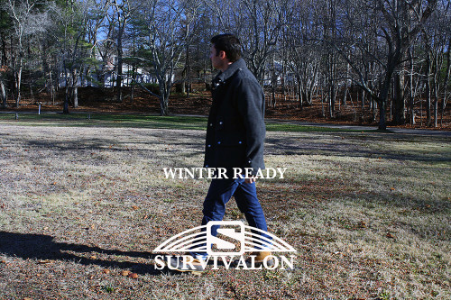 Going outdoors in the Winter? Don't Forget Your Survivalon® Jacket