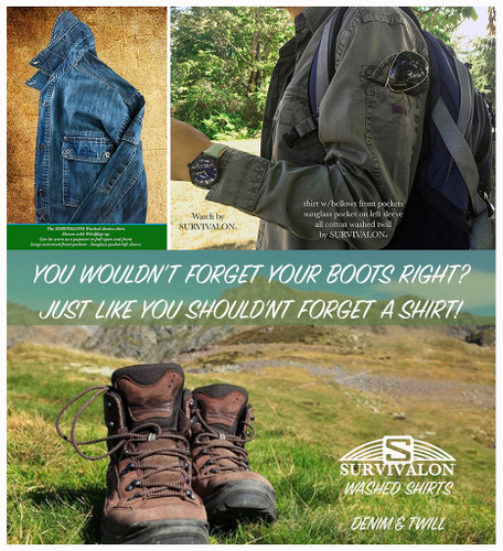 Is it fall already? Do you have that perfect jacket with pocket functions and layers well with your wardrobe? www.sirvivalon-llc.com